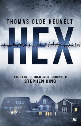 Couverture du livre : Hex