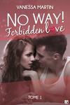 couverture No Way ! Forbidden Love