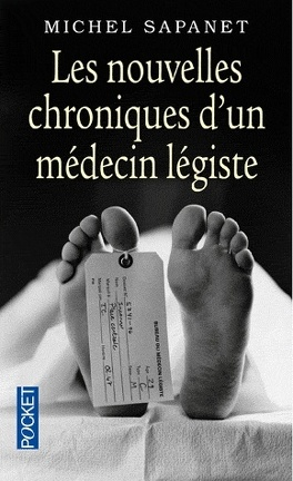 Couverture du livre : Nouvelles chroniques d'un médecin légiste