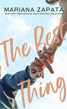 Couverture du livre : The Best Thing