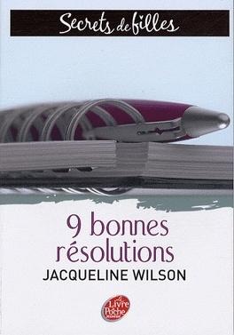 Couverture du livre : 3 filles (et 9 bonnes résolutions)