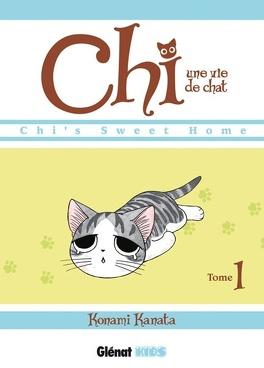 Couverture du livre : Chi, une vie de chat, Tome 1