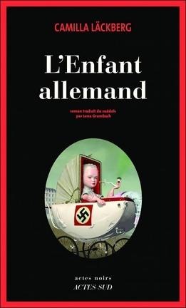 Couverture du livre : L'Enfant allemand