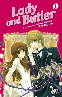 Couverture du livre : Lady and Butler, tome 1