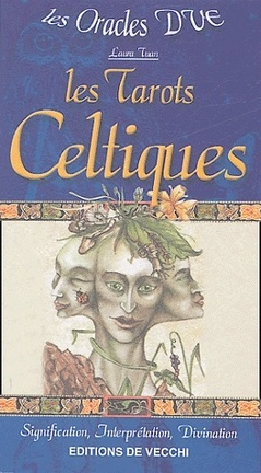 Couverture du livre : les tarots celtiques