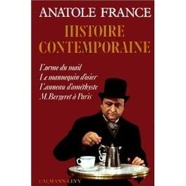 Couverture du livre : L'Histoire contemporaine