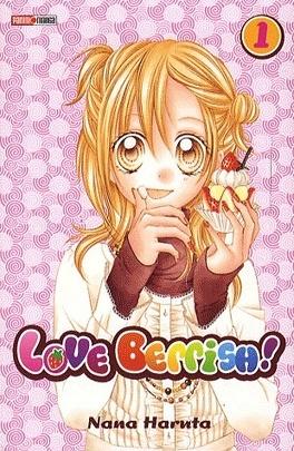 Couverture du livre : Love berrish, tome 1