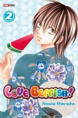 Couverture du livre : Love berrish, tome 2