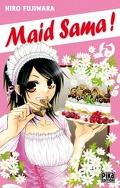 Maid Sama, Tome 5