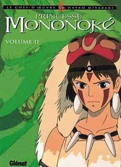 Couverture du livre : Princesse Mononoké, Tome 2