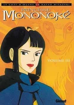 Couverture du livre : Princesse Mononoké, tome 3