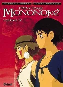 Couverture du livre : Princesse Mononoké, tome 4