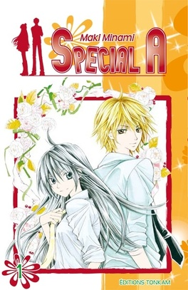 Couverture du livre : Special A, tome 1