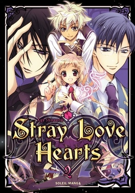 Couverture du livre : Stray Love Hearts, tome 2