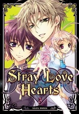 Couverture du livre : Stray Love Hearts, tome 3