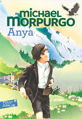 Couverture du livre : Anya