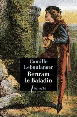 Couverture du livre : Bertram le baladin