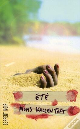 Couverture du livre : Été