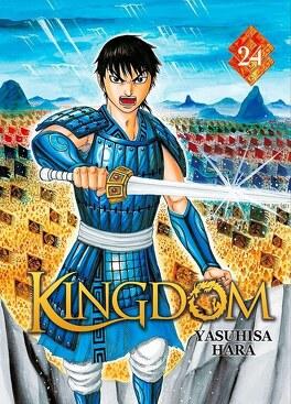 Couverture du livre : Kingdom, Tome 24