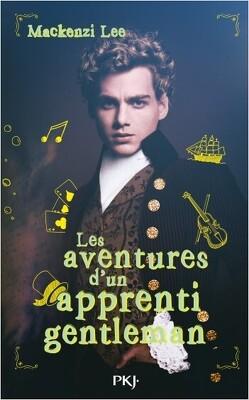 Couverture de Les Aventures d'un apprenti gentleman