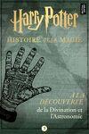 couverture À la découverte de la Divination et l'Astronomie