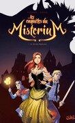 Les enquêtes du Misterium, tome 1 : Le Mystère Baphomet