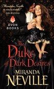 Les Quatre Amis, Tome 4 : The Duke of Dark Desires