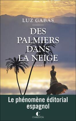 Couverture du livre : Des palmiers dans la neige