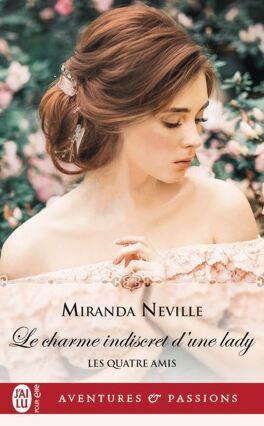 Couverture du livre : Les Quatre Amis, Tome 1 : Le Charme indiscret d'une lady