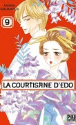 La Courtisane d'Edo, tome 9