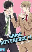 Same difference : Même différence, Tome 6