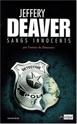 Couverture du livre : Sangs Innocents