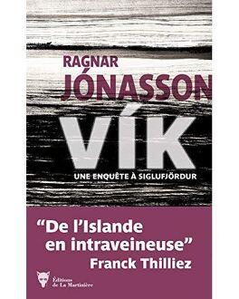 Couverture du livre : Vík - Une enquête à Siglufjördur