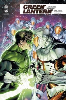Couverture du livre : Green Lantern Rebirth, Tome 6 : L'Eveil des Darkstars