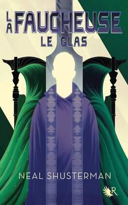Couverture du livre : La Faucheuse, Tome 3 : Le Glas