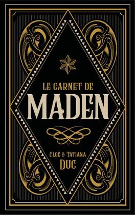 Couverture du livre : Le carnet de Maden