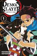 Demon Slayer, Tome 1