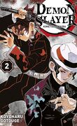 Demon Slayer, Tome 2