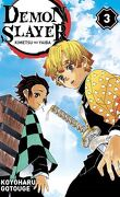 Demon Slayer, Tome 3