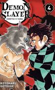 Demon Slayer, Tome 4