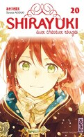 Shirayuki aux cheveux rouges, Tome 20