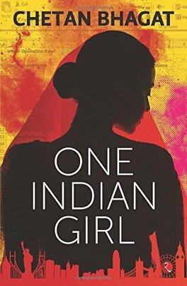 Couverture du livre : One Indian Girl