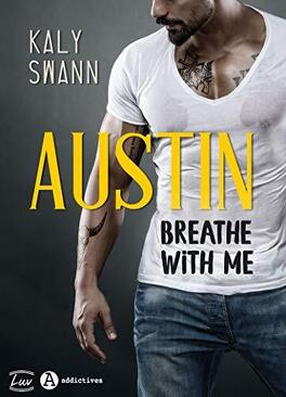 Couverture du livre : Breathe with me - Austin