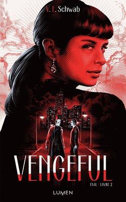 Couverture de Evil, Tome 2 : Vengeful