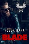 couverture Phoenix Ashes (Génération 2), Tome 1 : Blade