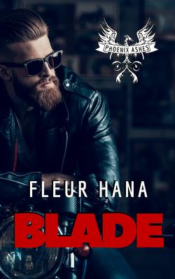 Couverture de Phoenix Ashes, Tome 1 : Blade