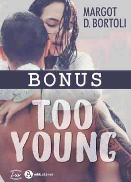 Couverture du livre : Too Young (Bonus)