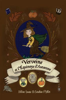 Couverture du livre : Verveine et l'équinoxe d'automne