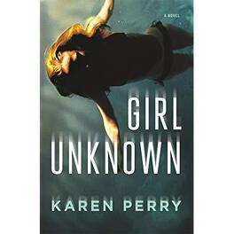 Couverture du livre : Girl unknown