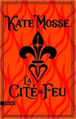 Couverture du livre : La Cité de feu